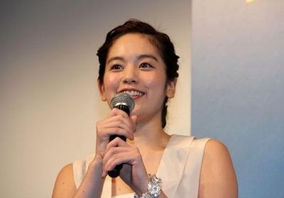 筧美和子/Miwako Kakei, Feb 16, 2016 : 東京都内で行われた映画「X-ミッション」の公開直前イベント