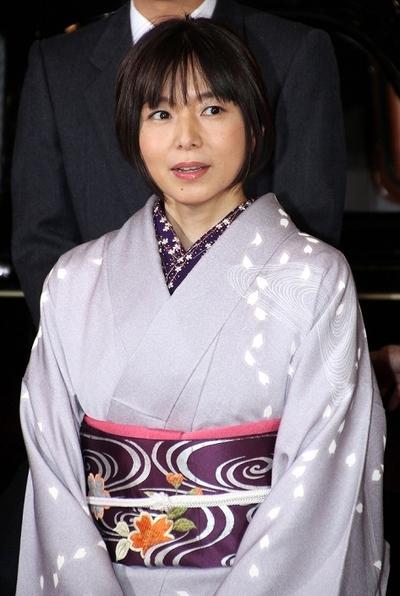 和服2の山口智子