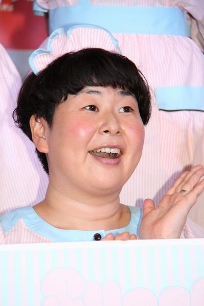 シュガーズ/Sugars, Nov 10, 2012 : 「シュガーズ」のラジオ公開生放送に登場した大島美幸さん=2012年11月10日撮影
