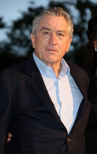 Robert De Niro, Oct 22, 2013 : 映画「マラヴィータ」のジャパン・プレミアに登場したロバート・デ・ニーロさん=2013年10月22日撮影