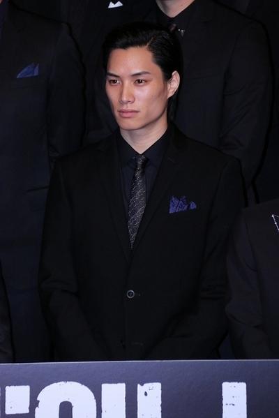 鈴木伸之, Jul 04, 2016 : 東京・東京国際フォーラム ホールAにて開催された映画「HiGH&LOW THE MOVIE」の完成披露プレミアイベント