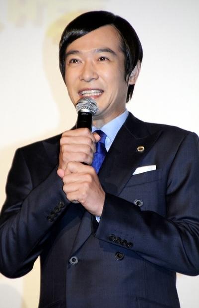 堺雅人/Masato Sakai, Oct 03, 2013 : 新ドラマ「リーガルハイ」の完成披露試写会=2013年10月3日撮影