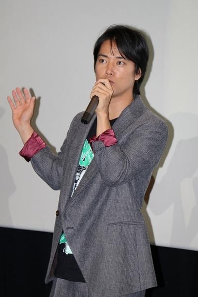 桐谷健太, Jul 25, 2016 : 東京都内で行われた映画「TOO YOUNG TO DIE! 若くして死ぬ」の大ヒット舞台あいさつ