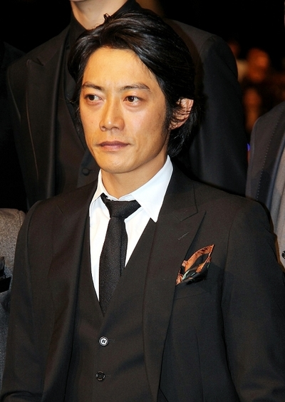反町隆史/Takashi Sorimachi, Nov 20, 2013 : 映画「カノジョは嘘を愛しすぎてる」(小泉徳宏監督)の舞台あいさつ=2013年11月20日撮影