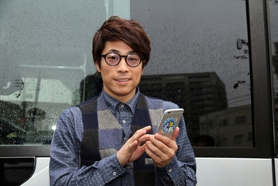 田村淳(ロンドンブーツ1号2号), Dec 13, 2016 : 取材に応じたお笑いコンビ「ロンドンブーツ1号2号」の田村淳さん