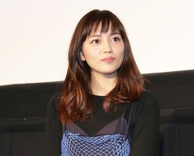 川口春奈, Mar 01, 2017 : 新宿ピカデリーで開かれた公開中の映画「一週間フレンズ。」の「大ヒット記念」舞台あいさつ