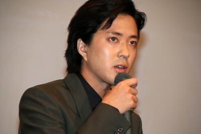若葉竜也, Jun 18, 2016 : 東京・新宿バルト9にて行われた映画「葛城事件」の初日舞台挨拶イベント