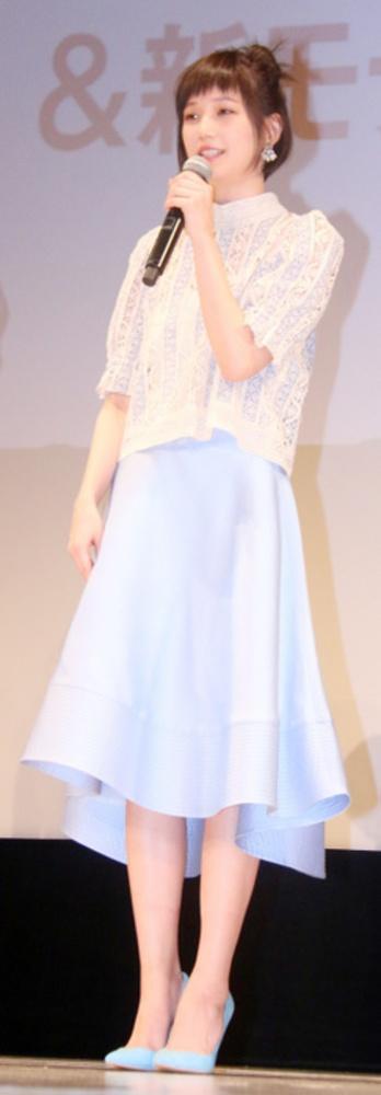 本田翼, Mar 21, 2017 : 東京都内で行われた「non-no」創刊45周年記念イベント