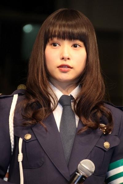 桜井日奈子, Nov 17, 2016 : 横浜市内で行われたドラマ「THE LAST COP/ラストコップ」のPRイベント