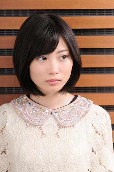 志田未来/Mirai Shida, Feb 29, 2012 : 高校を卒業し女優業に専念するという志田未来さん=2012年2月29日撮影