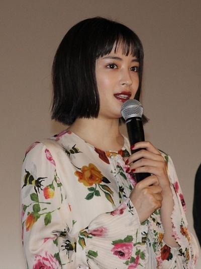 広瀬すず, Sep 17, 2016 : 東京・TOHOシネマズ 日劇にて開催された映画「怒り」の初日舞台あいさつ