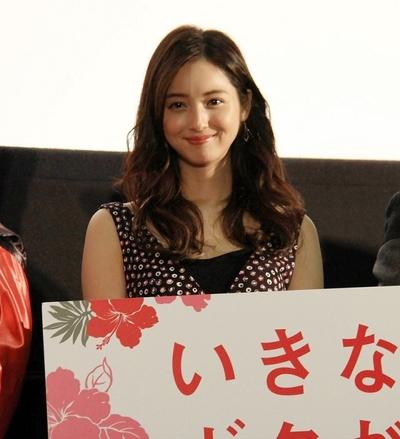 佐々木希, Nov 03, 2016 : 東京都内で行われた映画「いきなり先生になったボクが彼女に恋をした」の初日舞台あいさつ