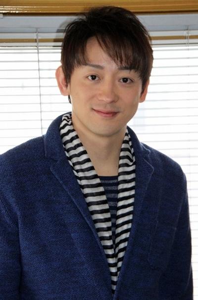 山本耕史/Koji Yamamoto, Feb 17, 2016 : 「映画 プリキュアオールスターズ みんなで歌う♪奇跡の魔法!」に声優として出演する山本耕史さん