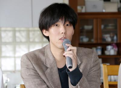 野田洋次郎(RADWIMPS), Mar 30, 2017 : テレビ東京の深夜ドラマ「100万円の女たち」の会見