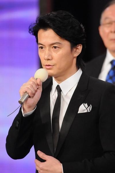 福山雅治/Masaharu Fukuyama, Mar 07, 2014 : 「第37回日本アカデミー賞」授賞式=2014年3月7日撮影