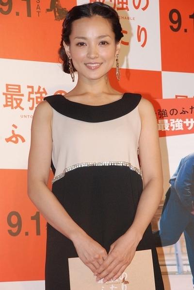 国仲涼子/Ryoko Kuninaka, Aug 28, 2012 : 映画「最強のふたり」プレミア=2012年8月28日撮影