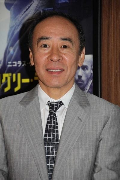 モト冬樹/Motofuyuki, Jun 14, 2012 : 映画「ハングリー・ラビット」の公開記念イベントに登場したモト冬樹さん=2012年6月14日撮影