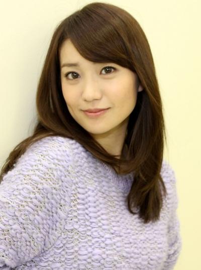 大島優子/Yuko Oshima, Feb 02, 2015 : 女優業について語った大島優子さん=2015年2月2日撮影