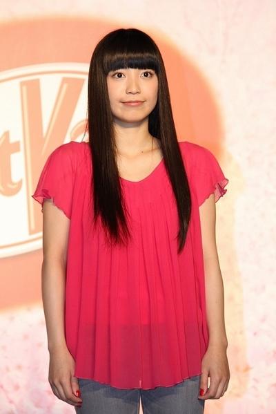 miwa, Dec 16, 2013 : シンガー・ソングライターのmiwaさん=2013年12月16日撮影