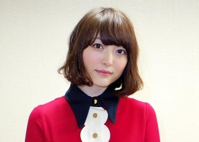 花澤香菜/Kana Hanazawa, Dec 20, 2013 : 「同世代のスポーツ選手の活躍に勇気をもらった」という花澤香菜さん=2013年12月20日撮影