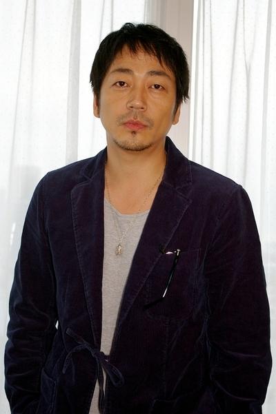 大森南朋/Nao Omori, Sep 06, 2013 : 最新作「R100」(松本人志監督)について語った主演の大森南朋さん=2013年9月6日撮影