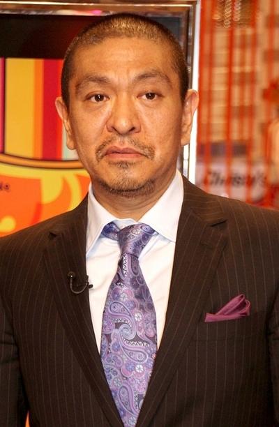 松本人志/Hitoshi Matsumoto(ダウンタウン/Down Town), Apr 03, 2014 : 日曜午前の放送になった「ワイドナショー」の初収録後に会見した「ダウンタウン」の松本人志さん
