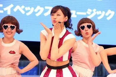 西内まりや/Mariya Nishiuchi, May 24, 2016 : 西内まりや5枚目のシングル「Chu Chu/HellO」の発売記念イベント