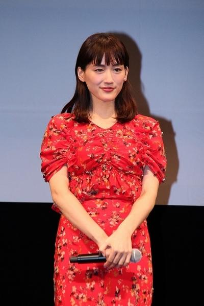 綾瀬はるか, Nov 14, 2016 : 東京都内で行われた映画「海賊とよばれた男」完成記念イベント