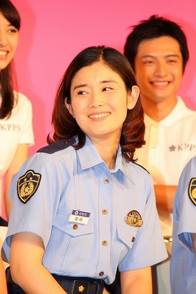 石田ひかり/Hikari Ishida, Jun 27, 2012 : 「ビギナーズ!」制作発表=2012年6月27日撮影