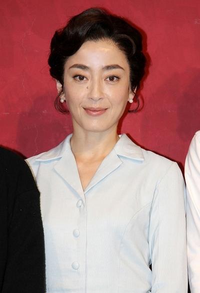 宮沢りえ/Rie Miyazawa, May 31, 2014 : 舞台「海辺のカフカ」記者会見=2014年5月31日撮影