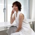 かっこいいストレート、かわいいパーマ!米倉涼子の髪型まとめ