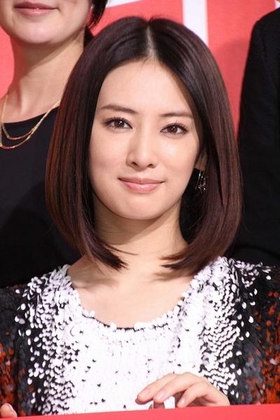 北川景子/Keiko Kitagawa, Sep 17, 2012 : ドラマスペシャル「みをつくし料理帖」の会見に出席した主演の北川景子さん