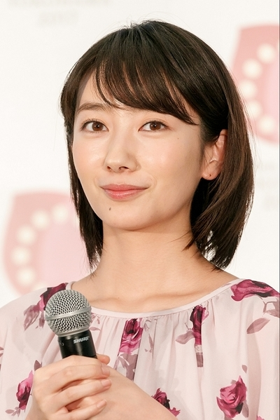 Japanese actress and event ambassador Haru, attends the 33rd National Urban Greenery Fair Yokohama pre-event on January 19, 2017, Tokyo, Japan. The annual event, also called Garden Necklace Yokohama 2017, shows off more than one million flowers blooming at Setoyama Garden and Minato Garden as well as other attractions and will be held from March 25 to June 4. This year organizers expect more than 5 million visitors during the fair. (Photo by Rodrigo Reyes Marin/AFLO)