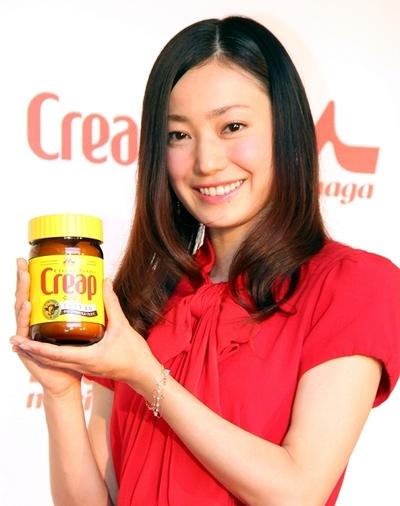 菅野美穂/Miho Kanno, Sep 29, 2011 : 「Creap 50th Anniversaryプレス発表会」に登場した菅野美穂さん