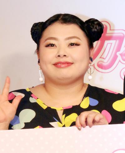 渡辺直美, Jul 13, 2017 : 連続ドラマ「カンナさーん!」特別試写会=2017年7月13日撮影