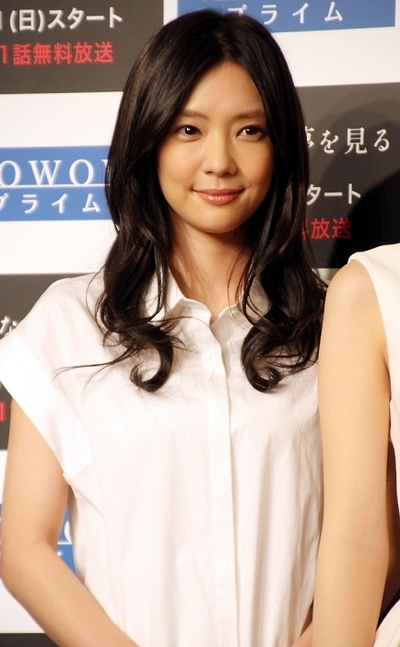倉科カナ/Kana Kurashina, Aug 27, 2013 : 「鍵のない夢を見る」の制作発表記者会見=2013年8月27日撮影