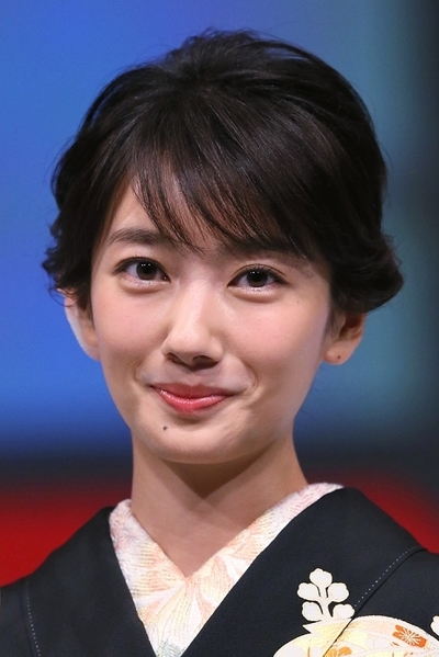 Japanese actress Haru attends the award ceremony of the Tokyo Drama Award 2016 in Tokyo, Japan on November 7, 2016. (Photo by AFLO)
