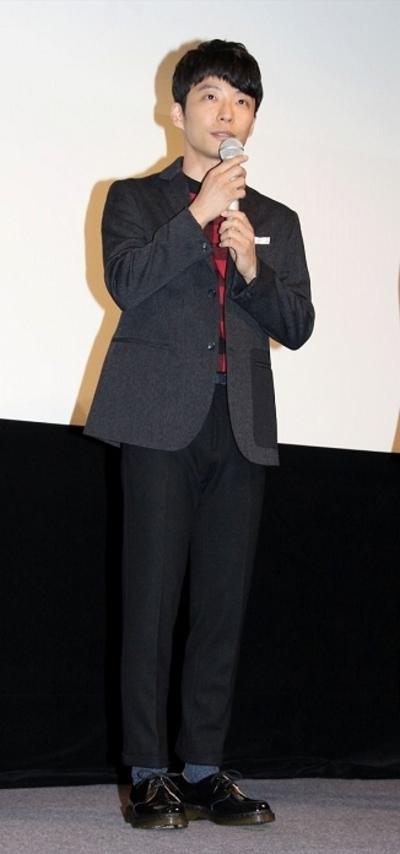 星野源, Oct 04, 2016 : 都内にて行われたテレビドラマ「逃げるは恥だが役に立つ」の出演者舞台挨拶および第1話の試写会