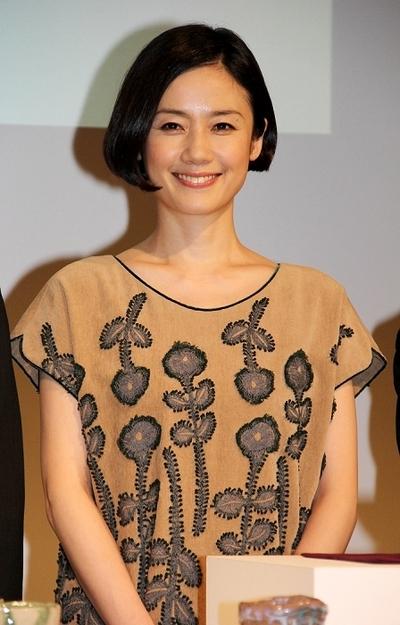 原田知世/Tomoyo Harada, Sep 26, 2014 : 「東北 器の絆ギャラリーカフェ」オープニングイベント=2014年9月26日撮影