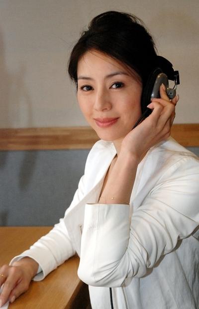 井川遥/Haruka Igawa, Mar 14, 2013 : 「BBC EARTH 2013」のナビゲーターに就任した井川遥さん