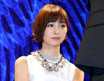 篠田麻里子/Mariko Shinoda, Jul 01, 2014 : 「家族狩り」制作発表=2014年7月1日撮影