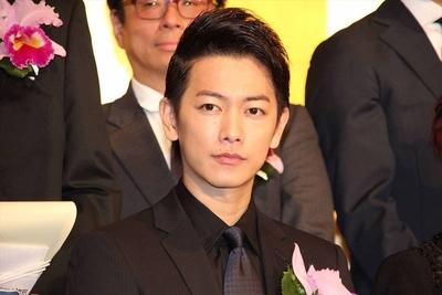 佐藤健/Takeru Sato, May 10, 2016 : 東京都内で行われた第24回橋田賞の授賞式