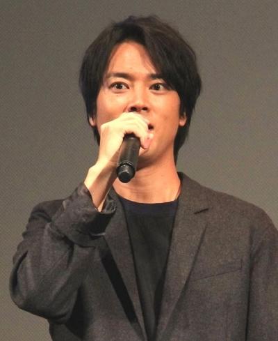 桐谷健太, Jun 20, 2016 : 東京・よみうりホールにて開催された映画「TOO YOUNG TO DIE! 若くして死ぬ」の公開直前イベント