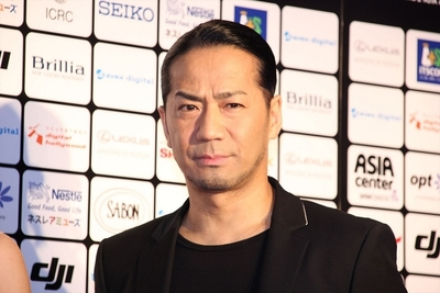 HIRO(EXILE), Jun 13, 2016 : 東京都内で行われた「ショートショートフィルムフェスティバル&アジア2016」のアワードセレモニー