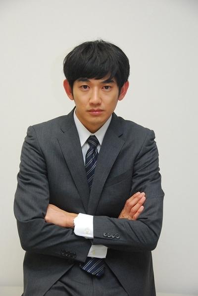 瑛太/Eita, Feb 25, 2013 : ドラマ「最高の離婚」について語った瑛太さん=2013年2月25日撮影