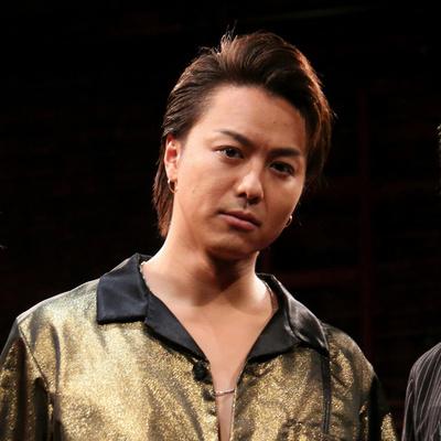 TAKAHIRO(EXILE), Jun 22, 017 : 主演舞台「MOJO」の公開ゲネプロの前、会見=2017年6月22日撮影