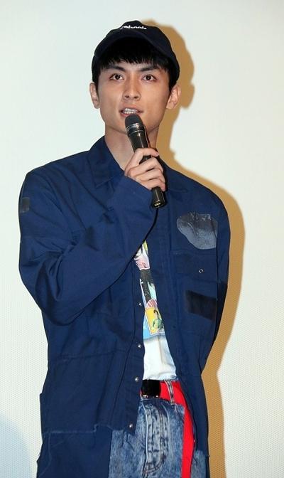 高良健吾, Jun 25, 2016 : 東京・テアトル新宿で行われた映画「ふきげんな過去」の初日舞台あいさつ