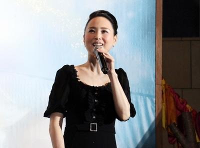 松田聖子/Seiko Matsuda, Oct 01, 2015 : 映画「PAN ~ネバーランド、夢のはじまり~」(ジョー・ライト監督)のジャパンプレミア