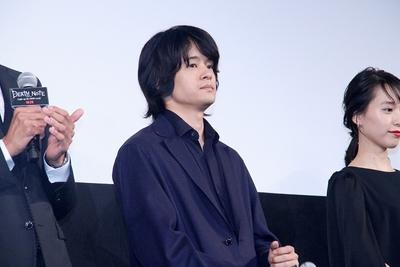 池松壮亮, Oct 20, 2016 : 東京都内で行われた映画「デスノート Light up the NEW world」ジャパンプレミア