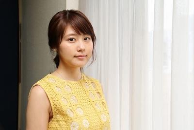 有村架純, Jun 07, 2016 : 名古屋市内でインタビューに応じた有村架純さん